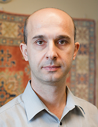 Photo of Dr. Kamil Sarac of The University of Texas at Dallas