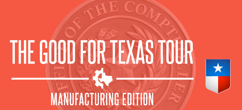 Manufacturing in Texas