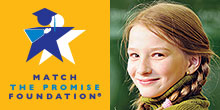 Match the Promise logo and pic of Jess
