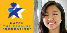 Match the Promise logo and pic of Ling