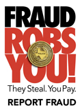 fraud robs you