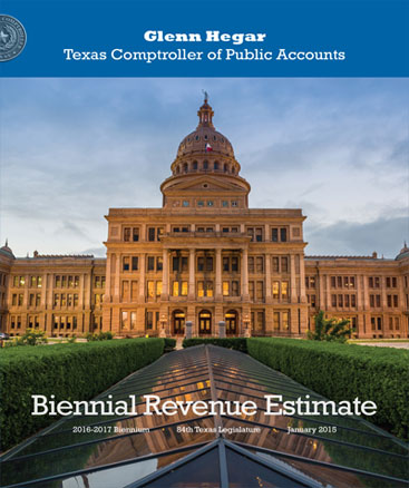 Download Biennial Revenue Estimate for 2016-17